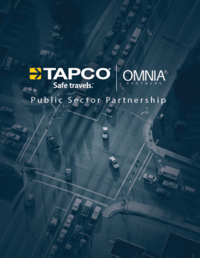 Tapco partners with OMNIA Partners, Public Sector. The most experienced cooperative purchasing organization