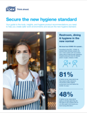 The New Hygiene Standard