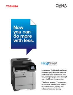 Pagesmart flyer