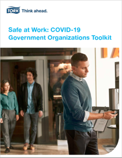 Safe at Work: COVID-19 Government Organizations Toolkit