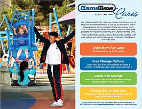 GameTime Cares about your communities and new ways to keep your projects moving forward