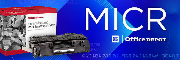 clover imaging group MICR cartridges