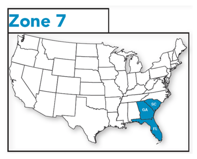 Virco Pricing Zone 7 -United States Territory