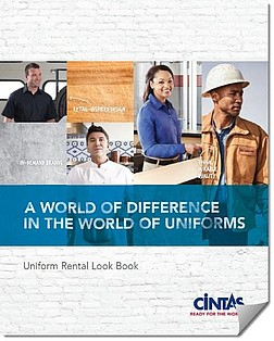 cintas uniform rental catalog