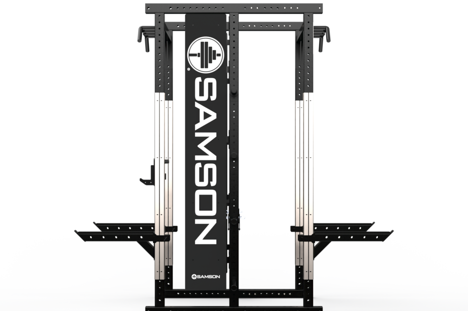 Samson Equipment Weight Rack
