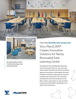 Virco Wanamaker Early Learning Center