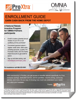 The Home Depot Pro Enrollment Guide