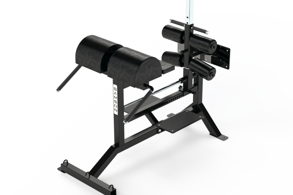 Samson Equipment Glute Ham Developer