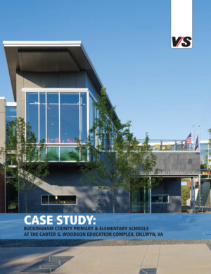 thumbnail of  Buckingham County Primary & Elementary Schools case study