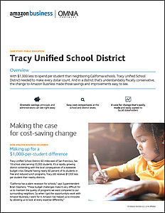 Case Study: Tracy Unified