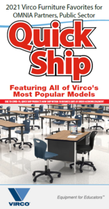 Virco quick ship