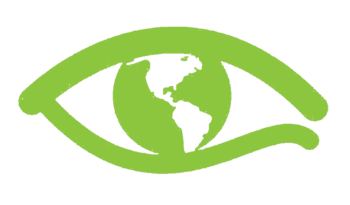 Visual Communication Services Eye Logo
