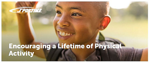 Sportime PE Equipment to Encourage Physical Activity For a Lifetime