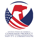 United States of America Consumer Product Safety Commission Logo