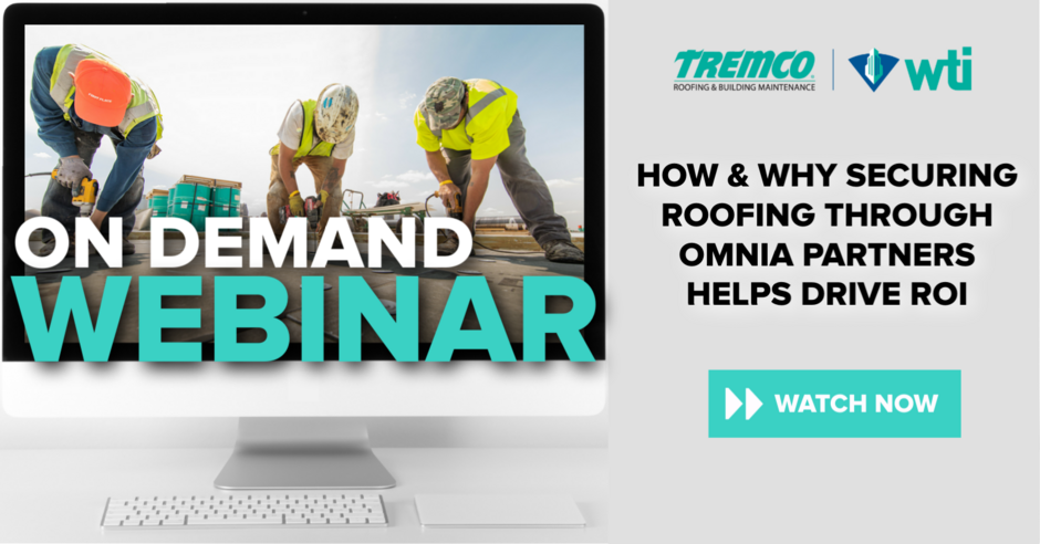 On-Demand Webinar on How & Why Securing Roofing Helps Drive ROI