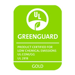 Virco's ZUMA & ZUMAfrd is the first classroom furniture line to earn the GREENGUARD award.