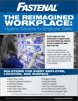 Fastenal Workplace Hygiene Flyer