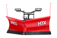 HTX-V snowplow shovel
