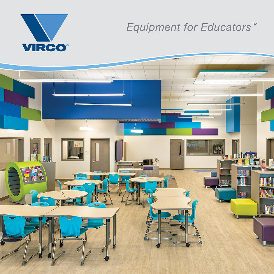 VIRCO Furniture Partnership Page