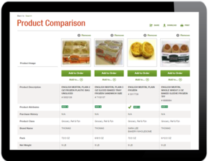 Ecommerce Product Comparison