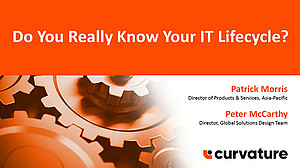 Curvature IT Lifecycle Webinar