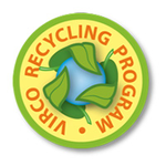 Virco Furniture Recycling Program Logo