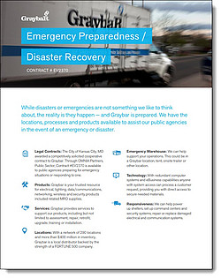 Graybar Emergency Preparedness