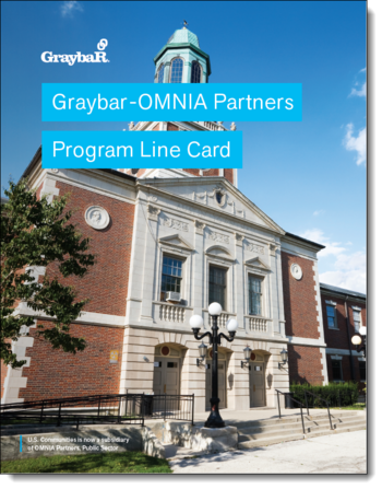 Graybar Program Line Card