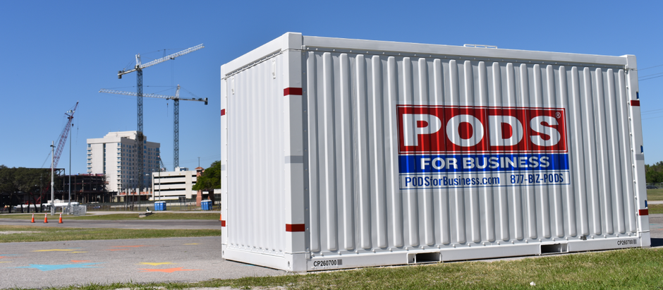 PODS Storage Container