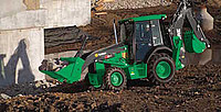 Available through the Region 4 ESC Contract: Earth Moving Equipment