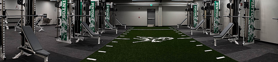 Moriarty Highschool Weight Room with Samson Equipment