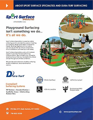 About Sport Surface Specialties and Dura Turf Surfacing