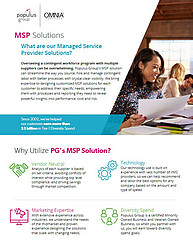 Populus Group MSP