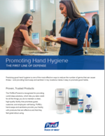 Promoting Hand Hygiene