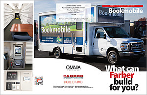 Bookmobile Laurens County