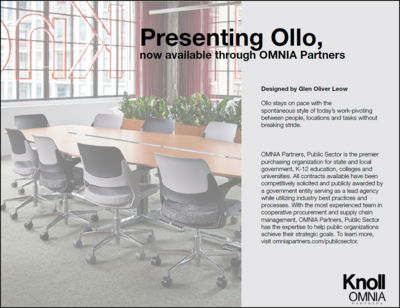Ollo/OMNIA Partners Product