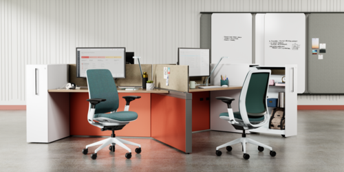 Steelcase Office Furniture Showroom