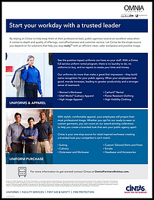 Cintas Uniform Start Your Workday with a Trusted Leader