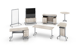 Enwork Training Tables