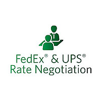 FedEx & UPS Rate Negotiation Logo