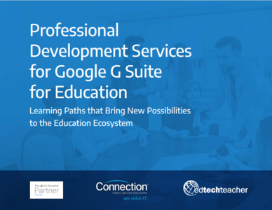 Professional Development Services for Google G Suite for Education