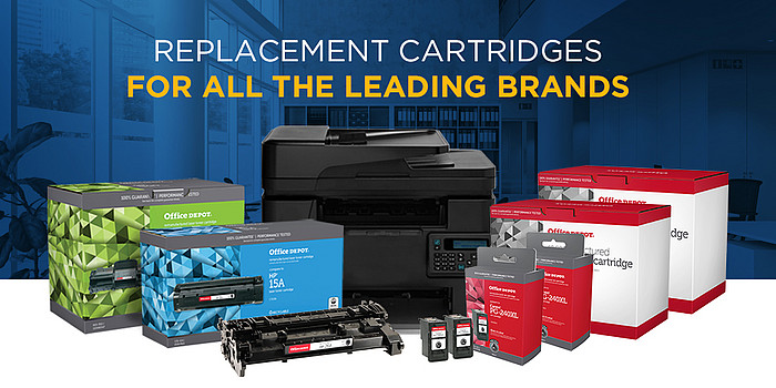 Clover Imaging Group replacement cartridges for all brands