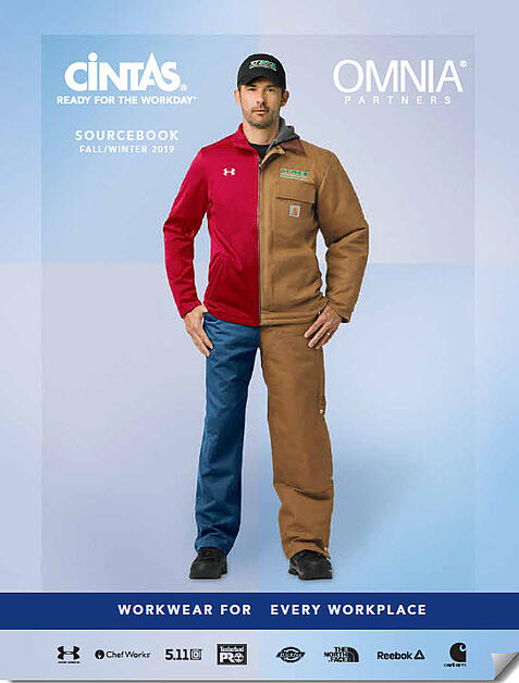 Cintas Uniform Source Book
