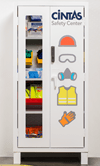 safety supply closet