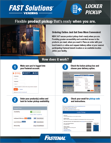 fastenal locker pickup flyer