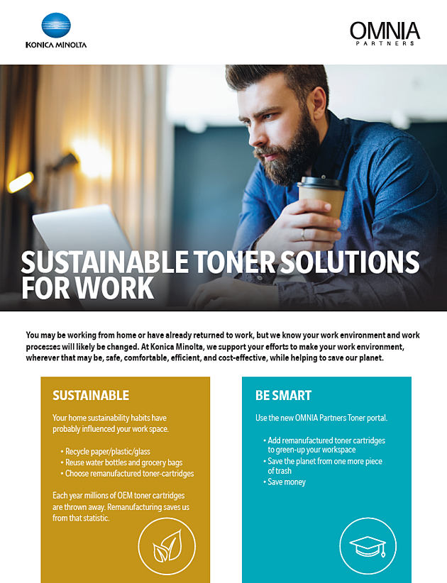 Sustainable Toner Solutions