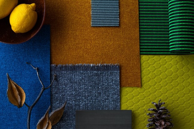 AIS provides many options of fabrics and finishes for needs