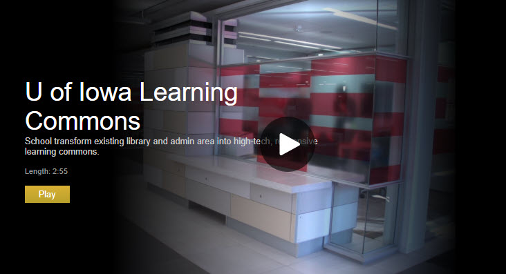 DIRRT University of Iowa Learning Commons Case Study