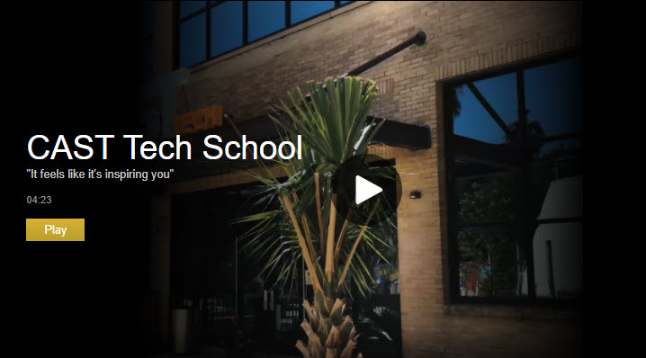 DIRRT - CATS Technical High School Case Study