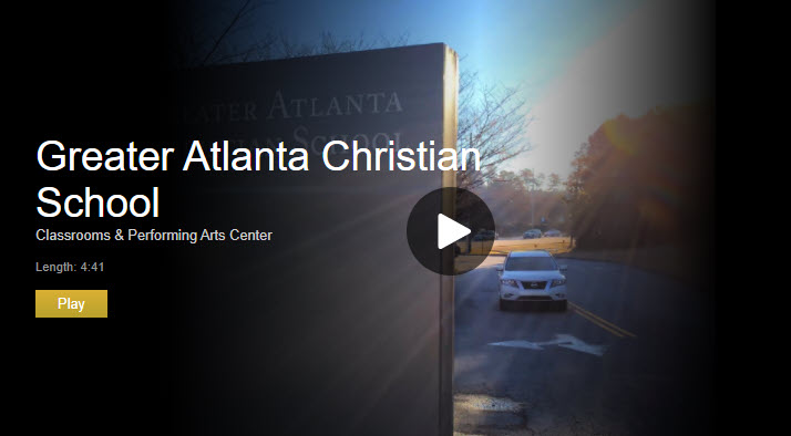 DIRRT Greater Atlanta Christian School Case Study